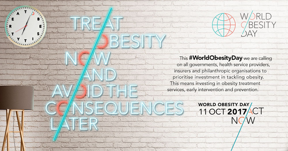 world obesity day 2017
