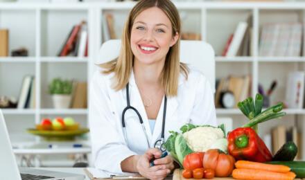 food nutritionist